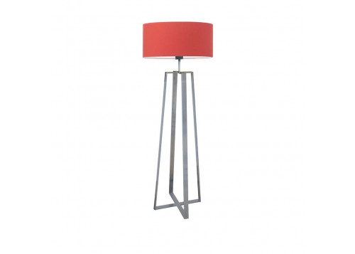 Bodenbeleuchtung / Stehlampe MOSS 158 cm Farbe: Rot   14520/51