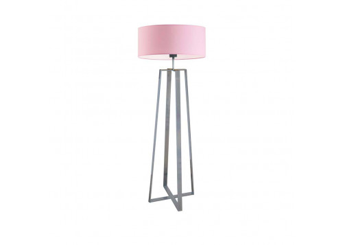 Bodenbeleuchtung / Stehlampe MOSS 158 cm Farbe: Rosa   14520/51